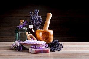 Natural wellness concept