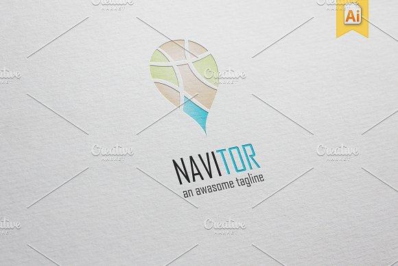 Navitor Logo Template