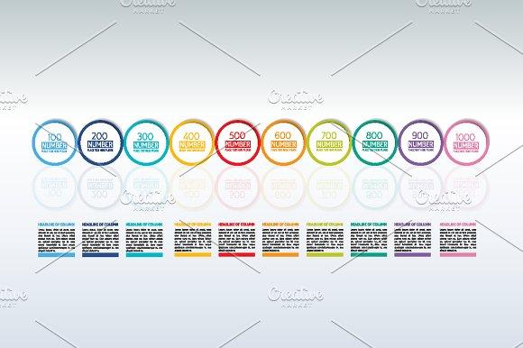 Timeline Chart Template Scheme Presentation Templates - Timeline chart template
