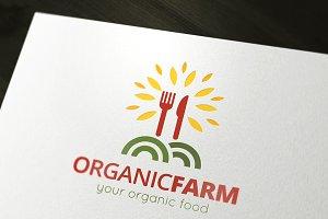 Organic Farm Food
