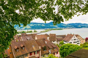 Rapperswil, Switzerland.