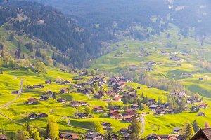 Grindelwald valley, Switzerland