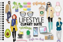 Lifestyle Clipart