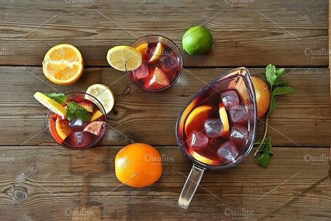 Sangria - Food & Drink