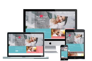 AT WEDDY Onepage - Planner Joomla