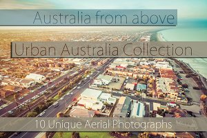 10 Aerial Photos of Urban Australia