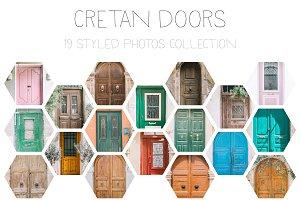 Cretan Doors