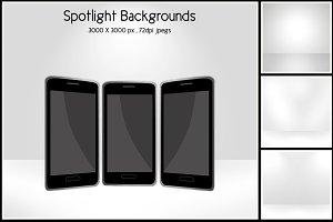 Spotlight Backgrounds