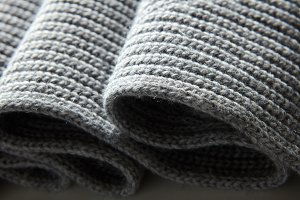 Background of the knitted fabric