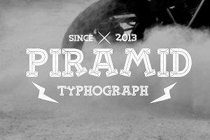 Piramid Font