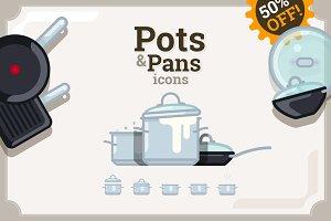 Pots & Pans (42 + 42)