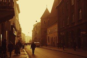 Crakow street