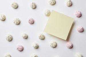 Sweet zephyr marshmallow