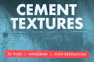 Mega 50 Cement Texture Pack