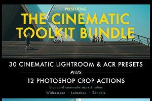 Cinematic Lightroom Preset Bundle