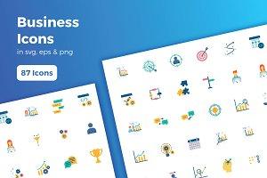 Business Iconset