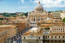 Basilica of St. Peter, Rome