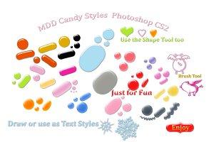 Photoshop ASL Styles
