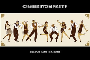 It's Charleston party time!