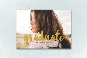 Senior Graduation Announcement 044