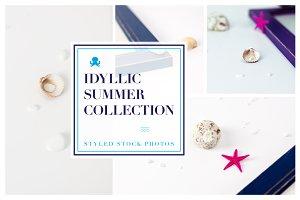 Idyllic Summer Styled Photos