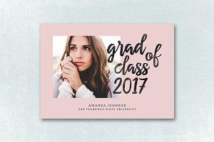Senior Graduation Announcement 043