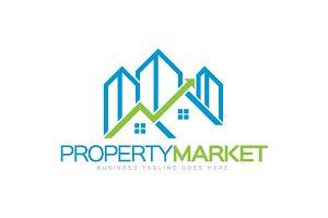 Property Market Logo