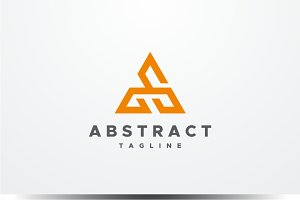 Abstract - Letter A Logo