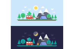 day and night camp