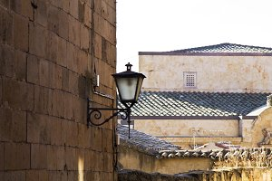 Ledesma, town of salamanca, spain