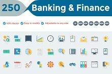 Banking & Finance Flat Paper