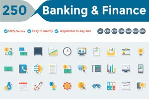 Banking & Finance Flat Paper