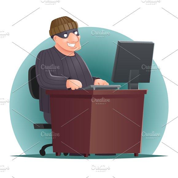 Criminal Hacker Adult
