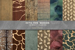 Into the Woods: Rose Gold Collection
