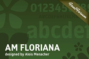 AM Floriana Volume with 2 Styles