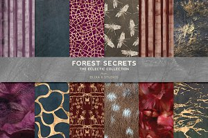 Forest Secrets Woodland Collection