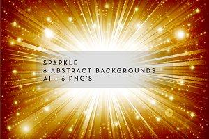 sparkling celebration backgrounds