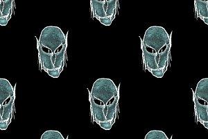 Vampires Pattern