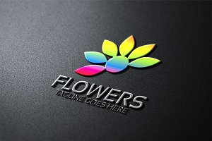 Flower Logo