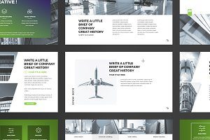 Flex Powerpoint Template