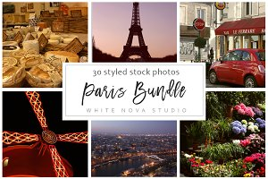 Paris Bundle v.1 30 photos