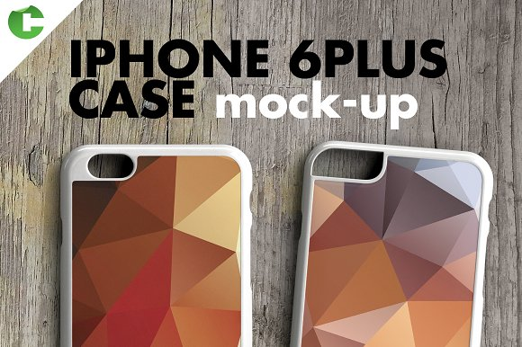 Download IPHONE 6 PLUS CASE MOCK-UP 2d print