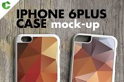 IPHONE 6 PLUS CASE MOCK-UP 2d print