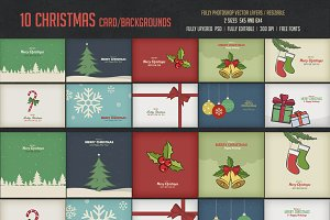 Christmas Cards/ Backgrounds