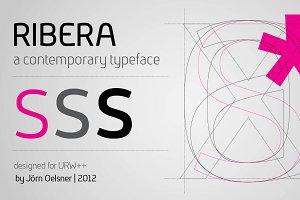 Ribera Volume with 3 Styles