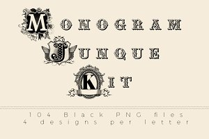 Monogram Junque Kit