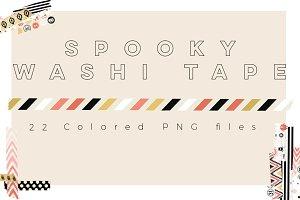 Spooky Washi Tape