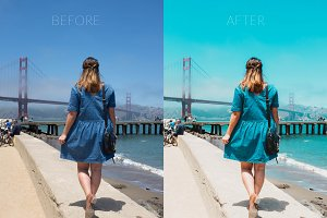 Blockbuster Lightroom Preset