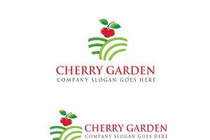 Cherry Garden Logo