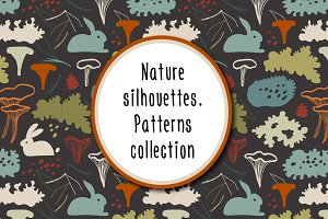 Nature patterns collection